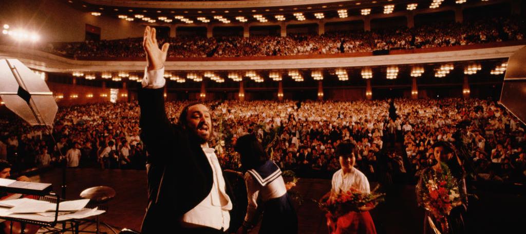 Film-Tipp: Pavarotti – die Stimme – der Mensch – die Legende