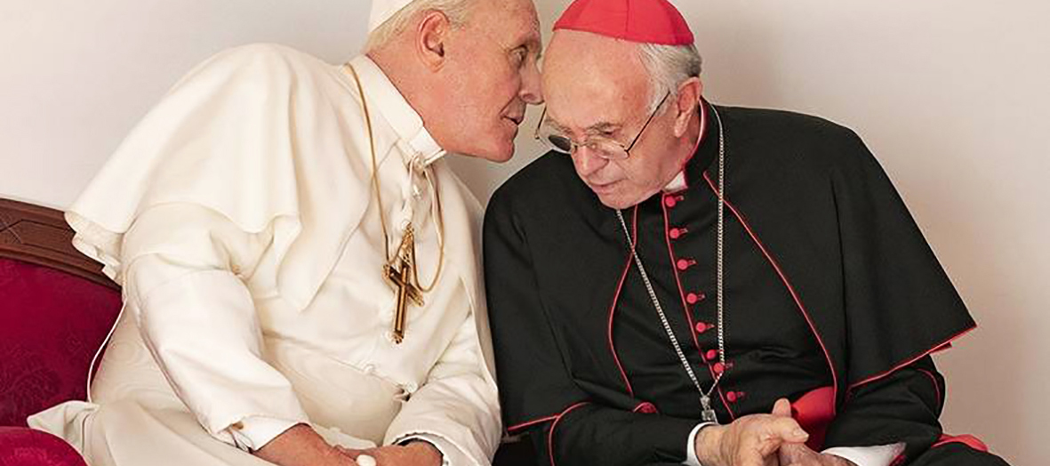 Film-Tipp: Die zwei Päpste