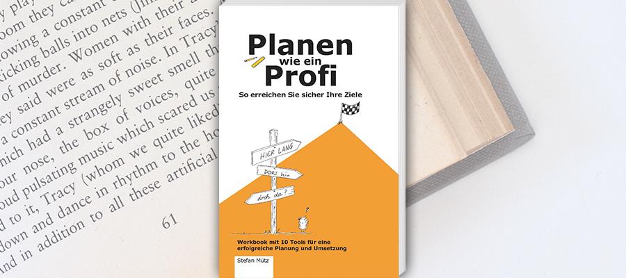 Buch-Tipp: Planen wie ein Profi