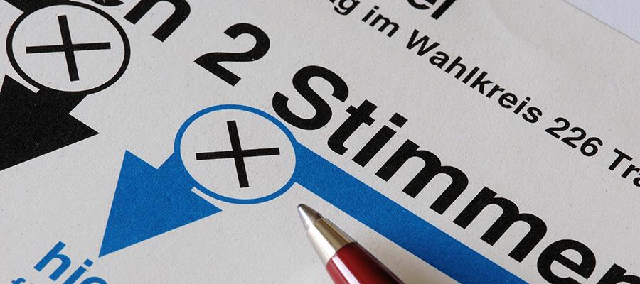 Kommunalwahlen 2020 zum Ausprobieren – mit Probestimmzettel