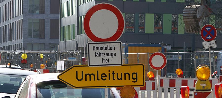 Aschau a. Inn: Vollsperrung der Kreisstraße MÜ 3