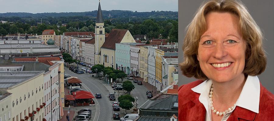 Stadt Mühldorf: Hilfstelefon eingerichtet