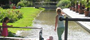 Rosenheim: Städtische Parkanlagen abgesperrt