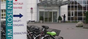 RoMed Kliniken schränken Zutritt und Besuche weiter ein