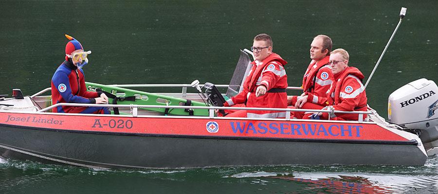 Wasserwacht in Bayern für Wachsaison vorbereitet
