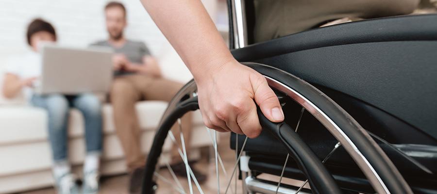 Über eine Millionen Menschen mit schwerer Behinderung in Bayern