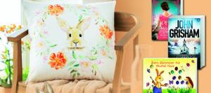 Gewinnen Sie ein Oster-Paket von Weltbild in Mühldorf