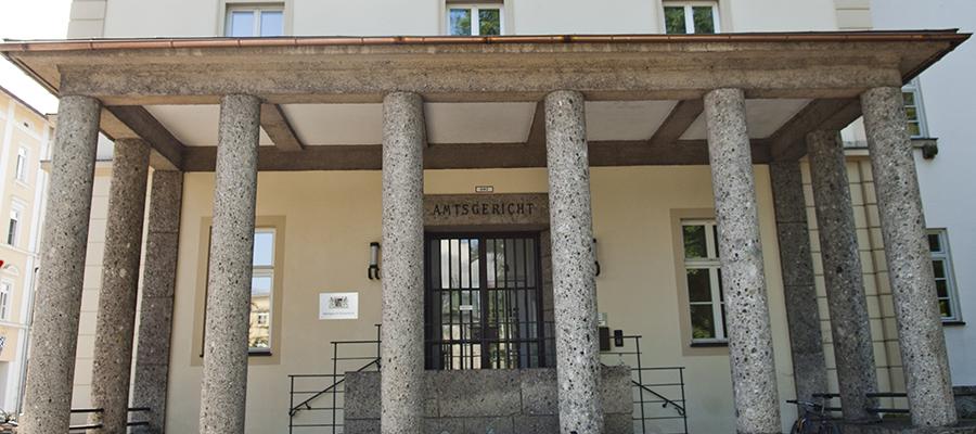 """Die """"neue Normalität"""" am Amtsgericht Rosenheim"""