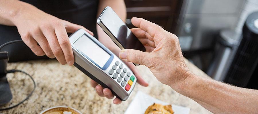 Kleinbeträge per Smartphone bezahlen