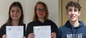 Voller Erfolg für Schüler der Beruflichen Oberschule Wasserburg