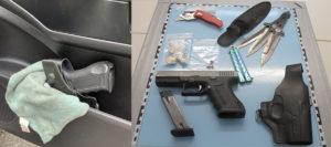 Raubling: Waffen und Drogen im unterschlagenen Auto