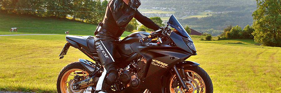 Freizeit, Sport, Freiheit: Die Bedeutung des Motorradfahrens reicht weit über die der Mobilität hinaus. Foto: Gabriele Seiler