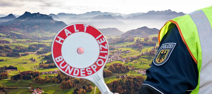 Kurztrip ins südliche Oberbayern? Hotspots werden ab sofort kontrolliert