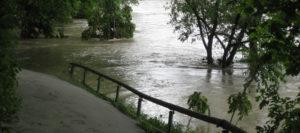 Hochwasser: Bereits über 500 Einsätze