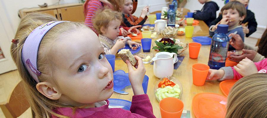 Kindergartenanmeldung im Rosenheimer Norden