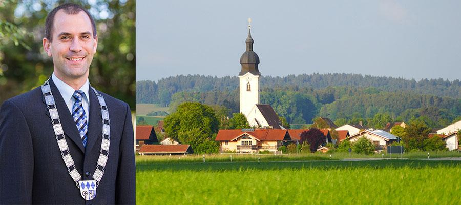 Georg Reinthaler und sein Blick auf die Gemeinde
