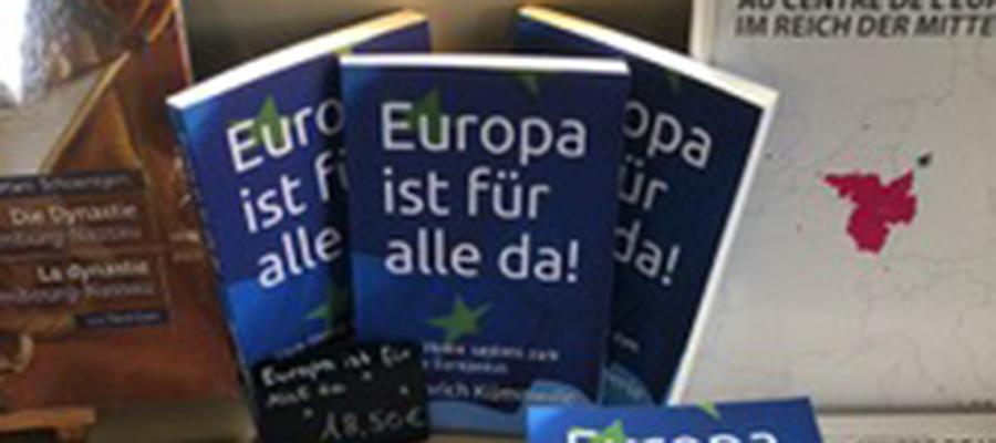 Buch-Tipp: Europa ist für alle da!