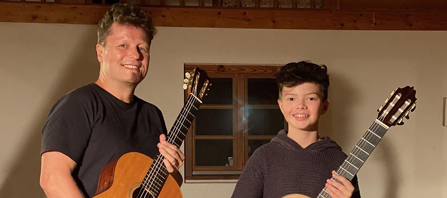 Großer Erfolg für jungen Gitarristen