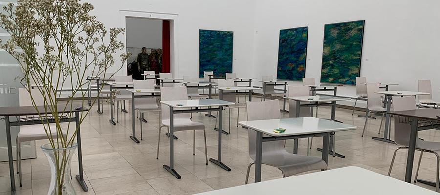Raus aus dem Klassenzimmer – Rein in den Kunstraum
