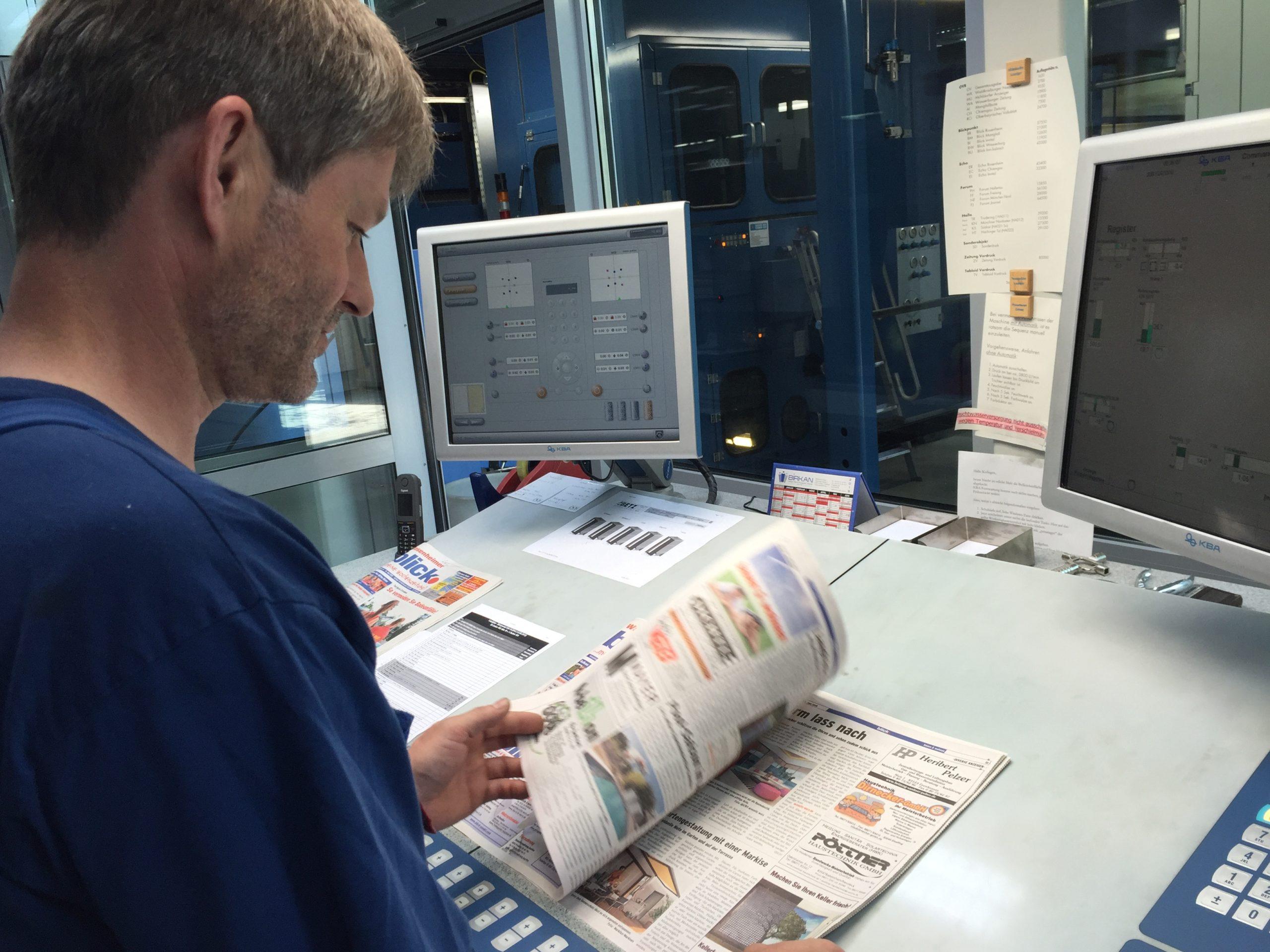 """Corona-Krise: Gedruckte kostenlose Wochenzeitungen begehrt – Schaeffer: """"Unverzichtbare Informationsquelle im Lokalen"""""""