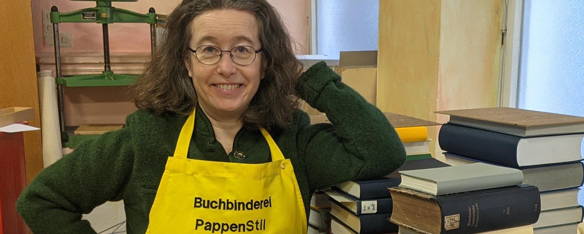 PappenStil: Bettina Maier ist verliebt in die Buchbinderei! -Werbung –