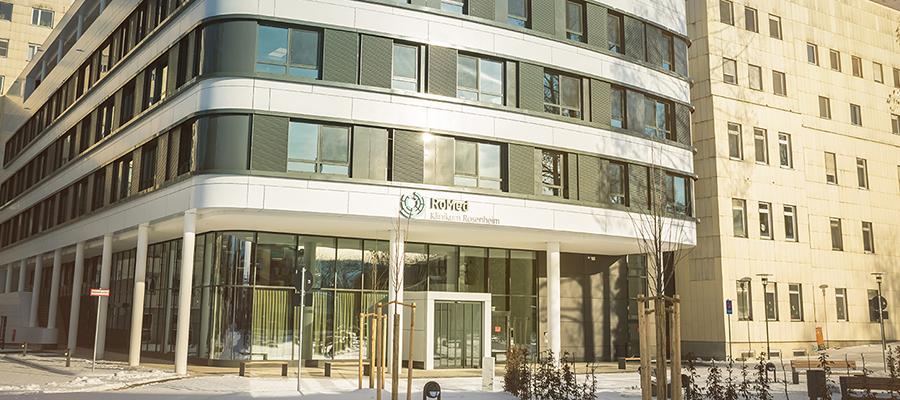 RoMed Klinikum Rosenheim eröffnet hochmodernen Neubau