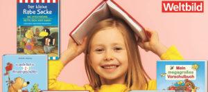 Bunte Kinderbuchpakete zu gewinnen