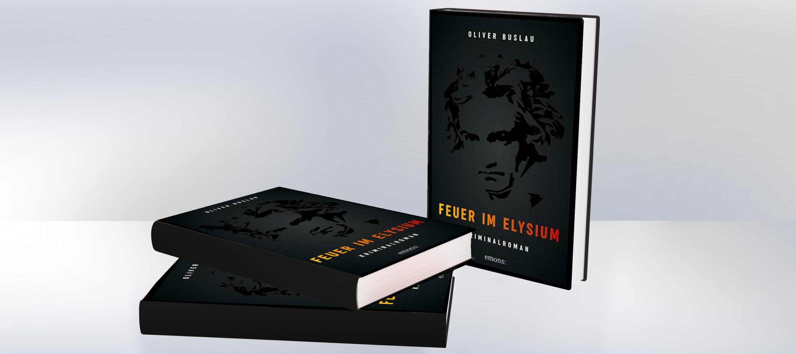 Buch-Tipp: Feuer im Elysium