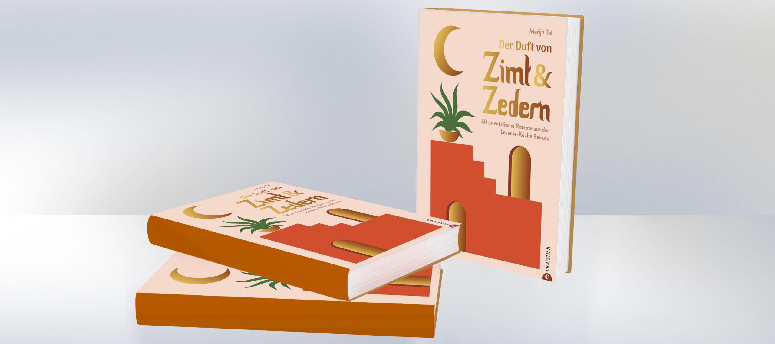 Buch-Tipp: Der Duft von Zimt & Zedern