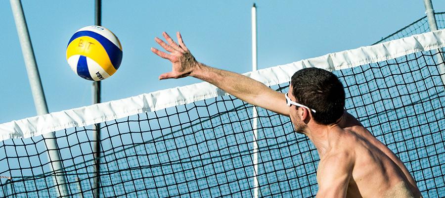 Sommer in Rosenheim: Beachvolleyball auf der Loretowiese geplant
