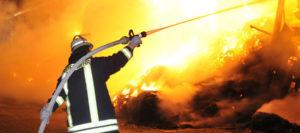Brandstiftung in Rohrdorf geklärt