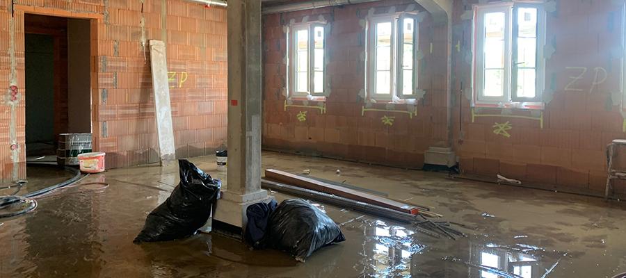 Hier wird Hilfe benötigt: Gnadenhof Katzentraum schwer vom Hochwasser getroffen!