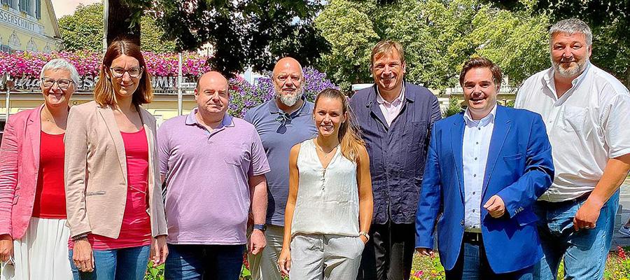 Wiederwahl von Sabrina Obermoser im AKCS Bayern