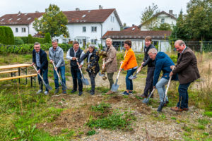 Leuchtturmprojekt: Samerberger Stiftung baut Millionenprojekt in Rosenheim