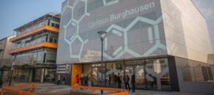 Zwei neue Fakultäten an der TH Rosenheim